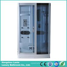 Cabina de lujo de la ducha del vapor del grado (LTS-85125)