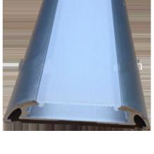 invólucro de led de alumínio para lâmpada de iluminação de gabinete