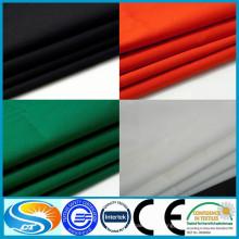 Tecido de algodão 100% 100% poliéster atacado qualidade 100% para vestuário têxtil em casa