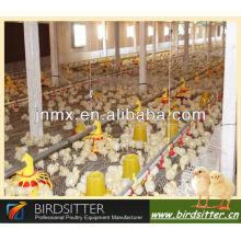 La grille-pain et l'éleveur les plus chauds utilisent la maison d'alimentation de poulet