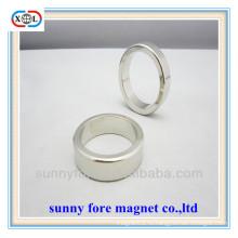 Неодимовый магнит постоянный кольцо n50