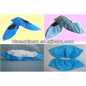 Machine de fabrication de couvre-chaussures anti-poussière (non tissé)