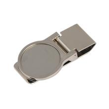 Cadeau promotionnel Print Metal Money Clip avec logo personnalisé (F7005A)
