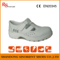 Chaussures de sécurité blanc micro fibre ESD RS267