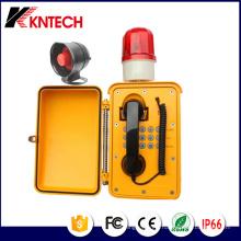 Haut-parleur téléphonique étanche Knsp-08L Téléphone de diffusion Kntech