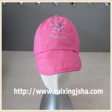 100% natural cotton infant cap