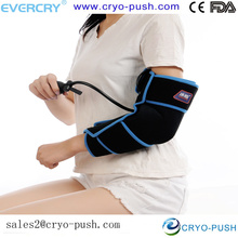 elbow soft cap /pads /guard for sports and exercise against injury Using cold therapy
