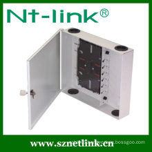 24 cores FTTH Wall Mount Fiber Optic Junction Box