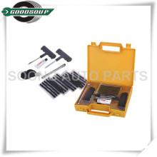 28 PCS Tubeless Reifenpannen-Reparatursatz-Reifen-Einsatz-Werkzeuge