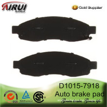 Brake Pad for Nissan Armada,Pathfinder Armada and Titan 2004-2005