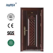 New Design and High Quality Steel Door (RA-S067)