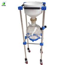 TOPTCL-10L Lab / mini équipement industriel Filtre en verre