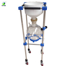 TOPTCL-10L Lab /mini industrial Equipment Glass Filter