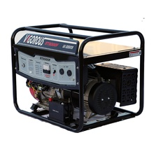 Generator Gas 10kw dengan Start Electric dan ATS