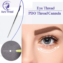 Cannula Blunt Tip Eye Thread Lyft PDO Mono