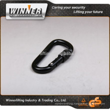 Steel C33 Carabiner and snap hook carabiner