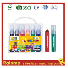 Short Fat Watercolor Pen 6PCS in PVC Bag