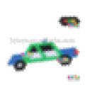 JQ1024 hotsale inteligencia creativa Plástico Colorido Bloques Escuela Jugar Juguete