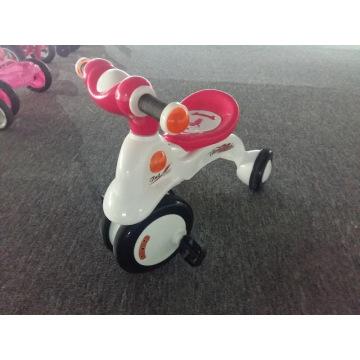 A maioria de carro plástico da torção do bebê da aprovação feliz do carro / aprovação do Ce das crianças / volume por atacado da venda por atacado