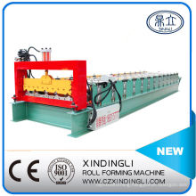Popular Manual Type Composite Board Sheet Roll Forming Machine