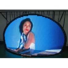 Short Lead Time for Irregular Shape Led Screen Easy maintenance slim Irregular Shape LED Display export to Indonesia Wholesale
