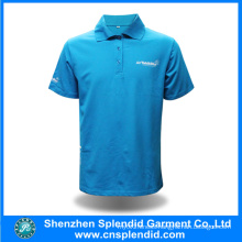 OEM Wholesale 100%Cotton Fashion Polo T-Shirt for Men
