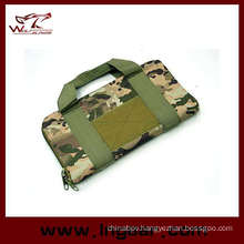 Airsoft Pistol Carry Case Gun Bag Pouch for Hand Carry Tool Bag
