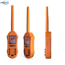 Navegador Walky Talky de GPS Handheld Two-Way Radio