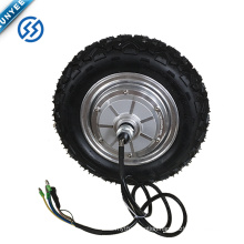 10 Inch Brushless Hub Motor Disc Brake Electric Scooter 48v