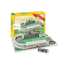 DIY Toys 168PCS Stadium 3D Puzzle with En71 Certification