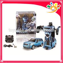 2.4G Auto verwandeln Roboter Spielzeug Fernbedienung Auto rc Roboter