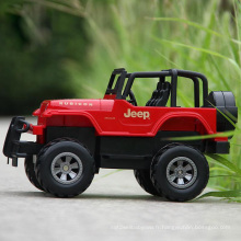 R / C Wrangler Jeep Model Toy Car