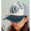 Gorra de encargo de encargo del invierno del bordado y sombrero de la manera de los deportes