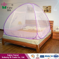 100% poliéster Pop up Mosquito Net