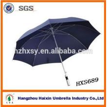 Unisex gerade Regenschirm