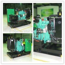 Se refiere a grupos electrógenos contenedores 30kva 24kw propulsados por motor CUMMINS