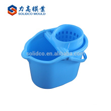 Customized design changeable cheap plastic bucket mop with bucket