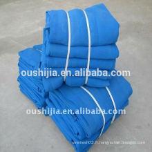 Protection de site de construction de haute qualité filetage HDPE (usine)