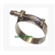 T-Clamps 76/89/102mm with Stainless Steel Hose Clamp