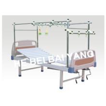 (A-146) Lit de traction orthopédique à double fonction