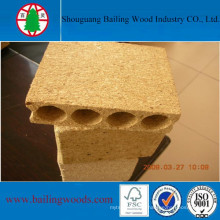 18mm Hollow Chipboard for Door Core Use