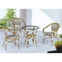 2013 Hot Sell High Quality rattan outdoor furniture Bistro Set