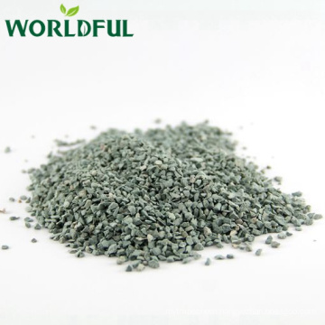 2018 hot sale best quality green zeolite clinoptilolite, natural zeolite rock for aquaculture