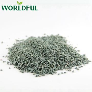 2018 горячей продажи лучшее качество зеленый клиноптилолит цеолит, природный цеолит камень для водохозяйства