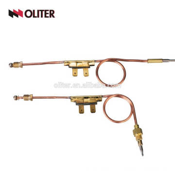 kitchen gas oven copper thermocouple for smoker