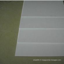 La feuille de plastique de PE de 2mm pour la vente chaude