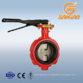 big discount pneumatic actuators wafer butterfly valve wafer gear ductile iron