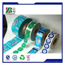 Kundenspezifische Wasser-Flaschen-Druck-Labes