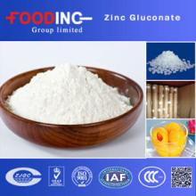 Meilleur prix Fabricant de Gluconate de Zinc