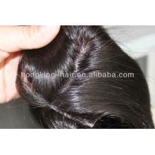 tapa superior de seda superior frontal cierres al por mayor